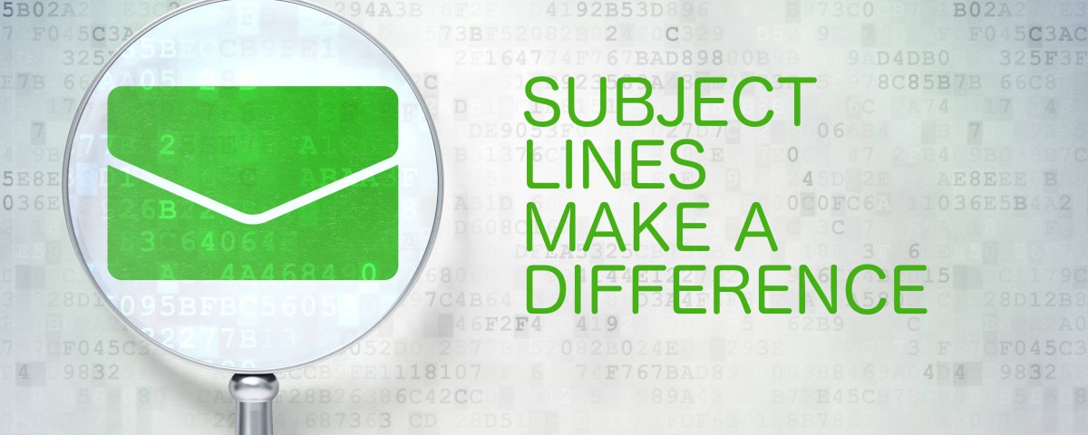 5 Subject Line Formulas to increase your open rate