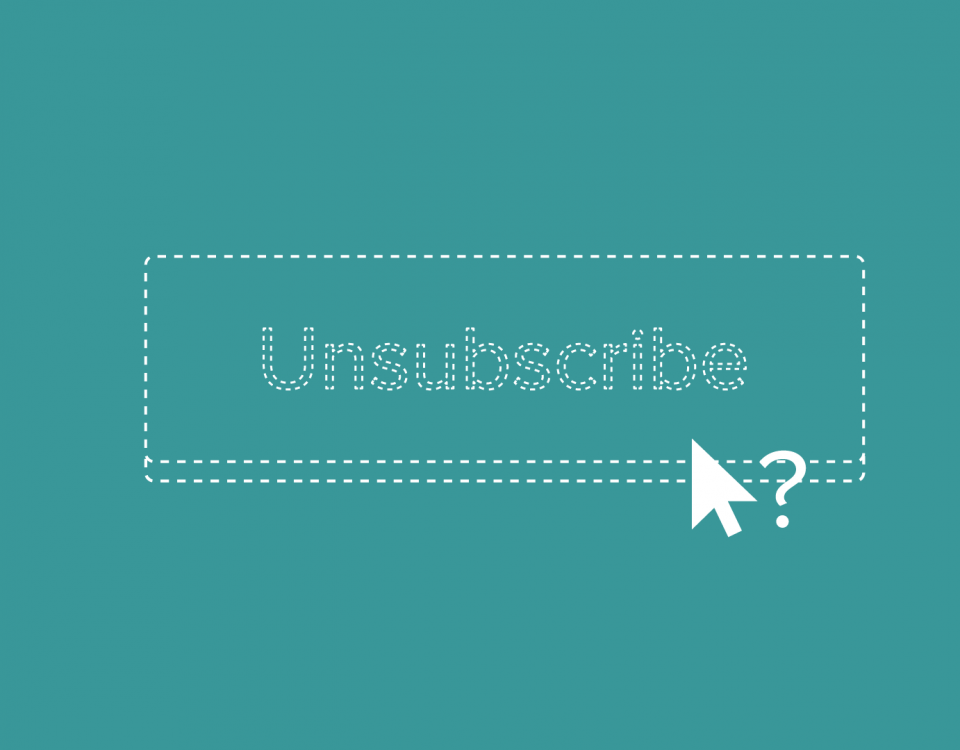Customer unsubscribe