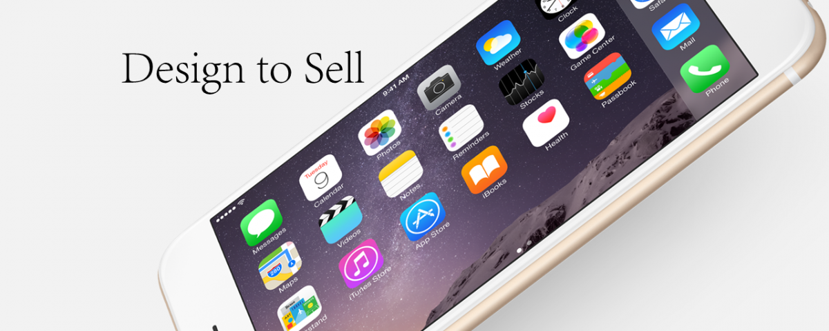 iPhone designed to Sell - featured image
