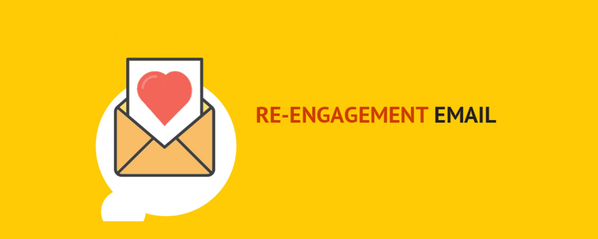 Re-engagement Email