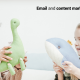 Role of content marketing in email